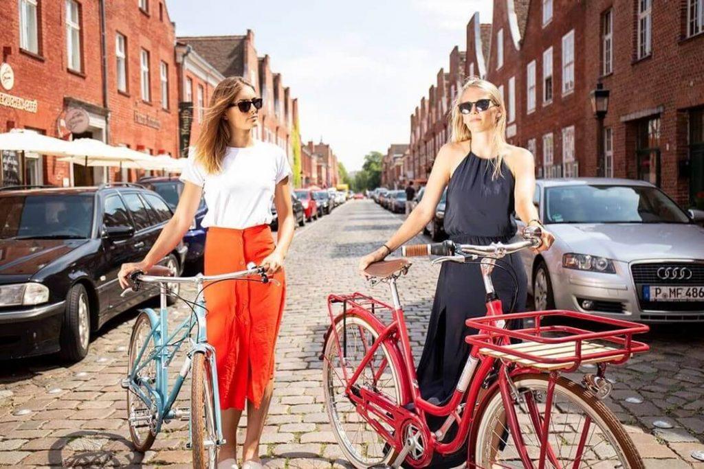 Hofrad-Fahrradverleih und Verkauf