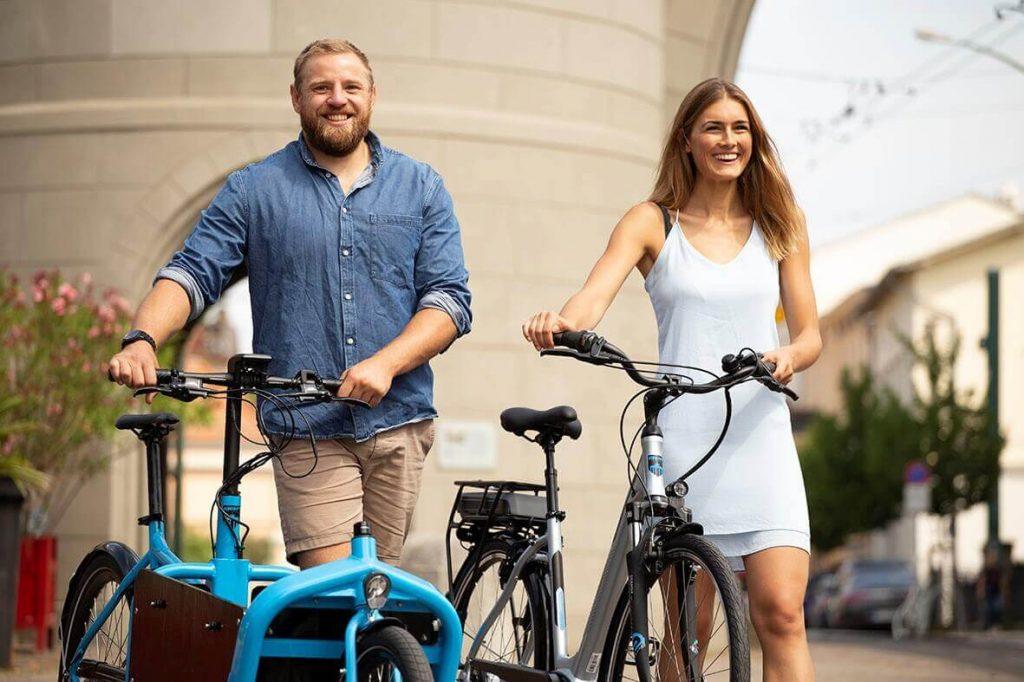 Hofrad Fahrradverleih und Reparatur und Inspektion